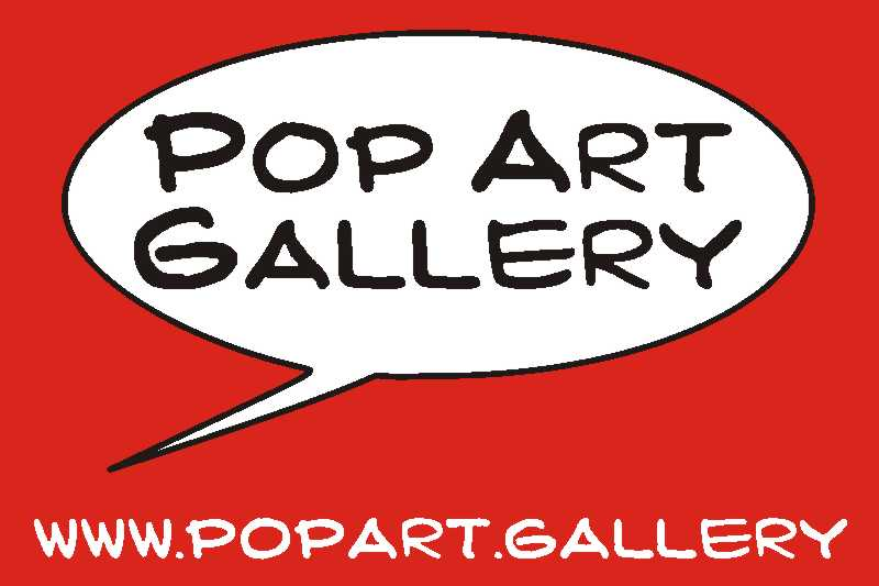 Pop Art Gallery-Logo